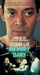 Overdrawn at the Memory Bank VHS cover